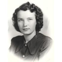 Eula Mae Baker McGee