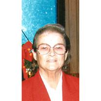 Edna Vinson Burgess