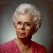 Marjorie Lee Morris