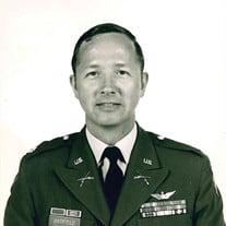 Lt. Col Charles Franklin Hatfield