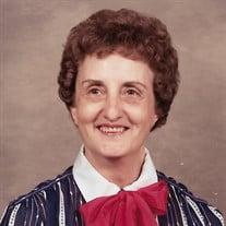 Mrs. June Jones Saxon