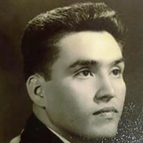 Jesse G Morales