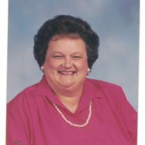Mrs Linda Hope Holman