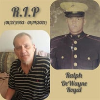 Ralph DeWayne Royal
