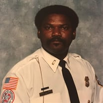 Retired Captain Charles E. Flowers
