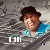 Mr. Marvin Dean Hill Sr.