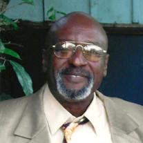 Rev. Alfonzio O'Bryant Washington