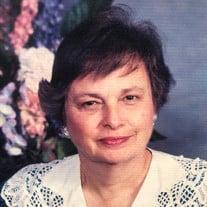 Patricia Jane Morrison