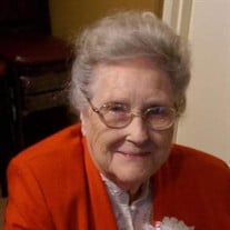 Mrs. Norma Jackie Anderson