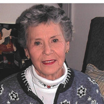 Mrs. Helen Dennis Xenakis (nee Karavedas)