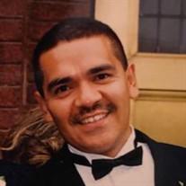 Mr. Francisco Javier Rueda of Niles