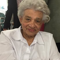 Mrs. Ella Regina Moreland