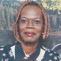 """Ms. Minnie Pearl  """"Mook"""" Watkins"""