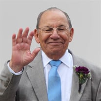 """Lorenzo """"Belio"""" Medina Sr."""