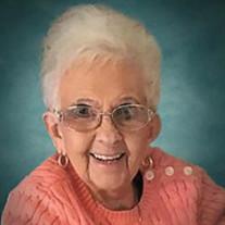 Gladys Louise Francis Snow