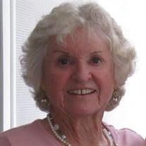 """Mrs. Elizabeth """"Betty"""" A. Schneider"""