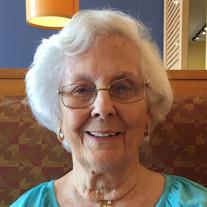Bertha D. McLaughlin