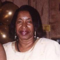 Mrs. Gloria Mae Biddle
