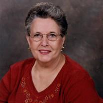 Bobbie Jean (King) Parsons
