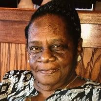 Rev.  Ruby Mitchell