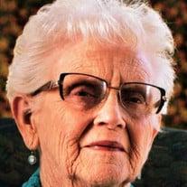 Lauretta Patricia Schroeder