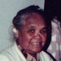 Eustolia Martinez