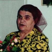"Paraskovia ""Pasha"" Konstantinovna Karacheban"