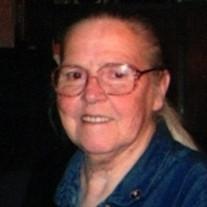 Shirley Irene Reynolds