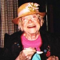 Laura Minnie Sternard