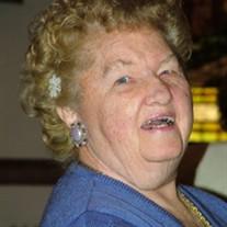 Edith Vanderburg (Werner) Vanderburg