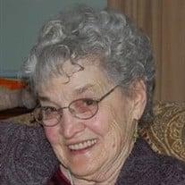 Fay Baumgartner (Cunningham) Baumgartner