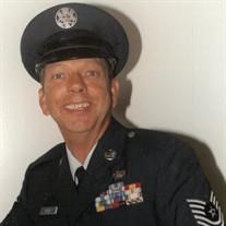 Master Sgt. Darl Delmer Oxley