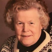 Mrs. Sylvia Sjolie