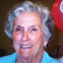 Betty Jean Francis McRight