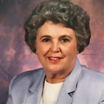 Mrs. Sarah Louise Hudson