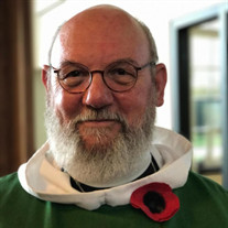 The Rev. Canon Stephen Charles Casey