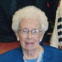 Hazel A. Burge