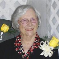 Frances Annette Wherry Hestand