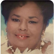 """Jeanette D """"Lady J"""" Allen"""