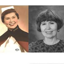 "Elizabeth ""Betty"" Rose Johnson"