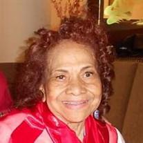 Mrs. Esther Elizabeth Eccles