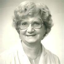 Ruth E. Fenstermacher
