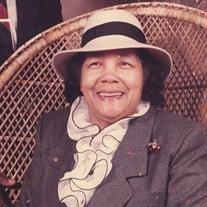 Clara Mae Newbold
