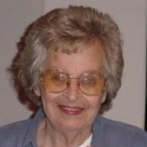 Mary Webster