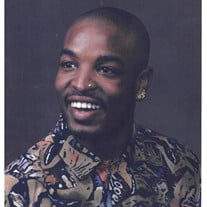 """Mr. Kelvin Durell """"Man"""" Myers Sr."""