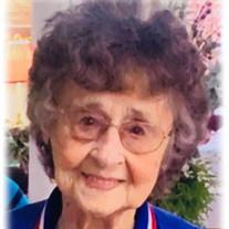 Ruth R. Allen Hime, Clifton, TN