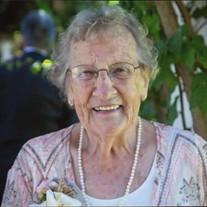 Norma Inez Freeman Johnston