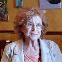 Peggy Faye Bartlett Mayberry