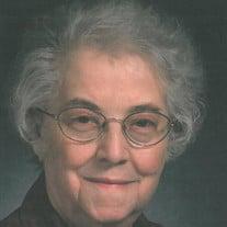 Joyce V. McDowell