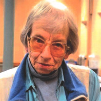 Sr. Mary Margaret Brockman MHSH